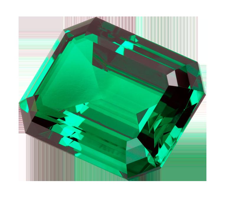 smaragditransparent